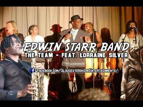 Edwin Starr Band - Berkeley, Gloucestershire Entertainments