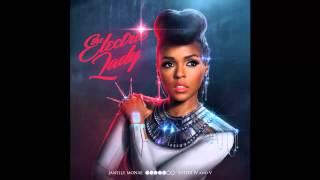 Janelle Monae- Electric Lady feat. Big Boi, Cee Lo Green, & Solange [Remix] (CDQ)