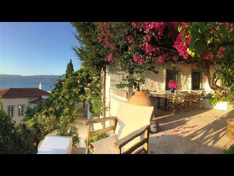 Villa Francesca - holiday house to rent on Hydra Island Greece
