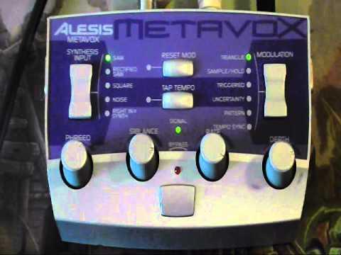 Alesis MetaVox Demo by TW