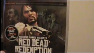 Unboxing (Abriendo) Read Dead Redemption GOTY PS3