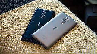 مراجعة للهاتف Nokia 8