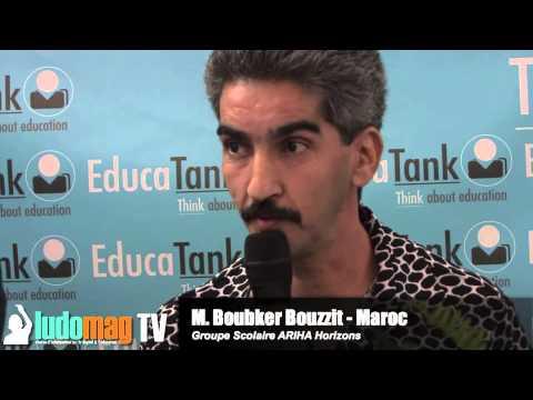 Boubker Bouzzit, Groupe scolaire ARIHA Horizons