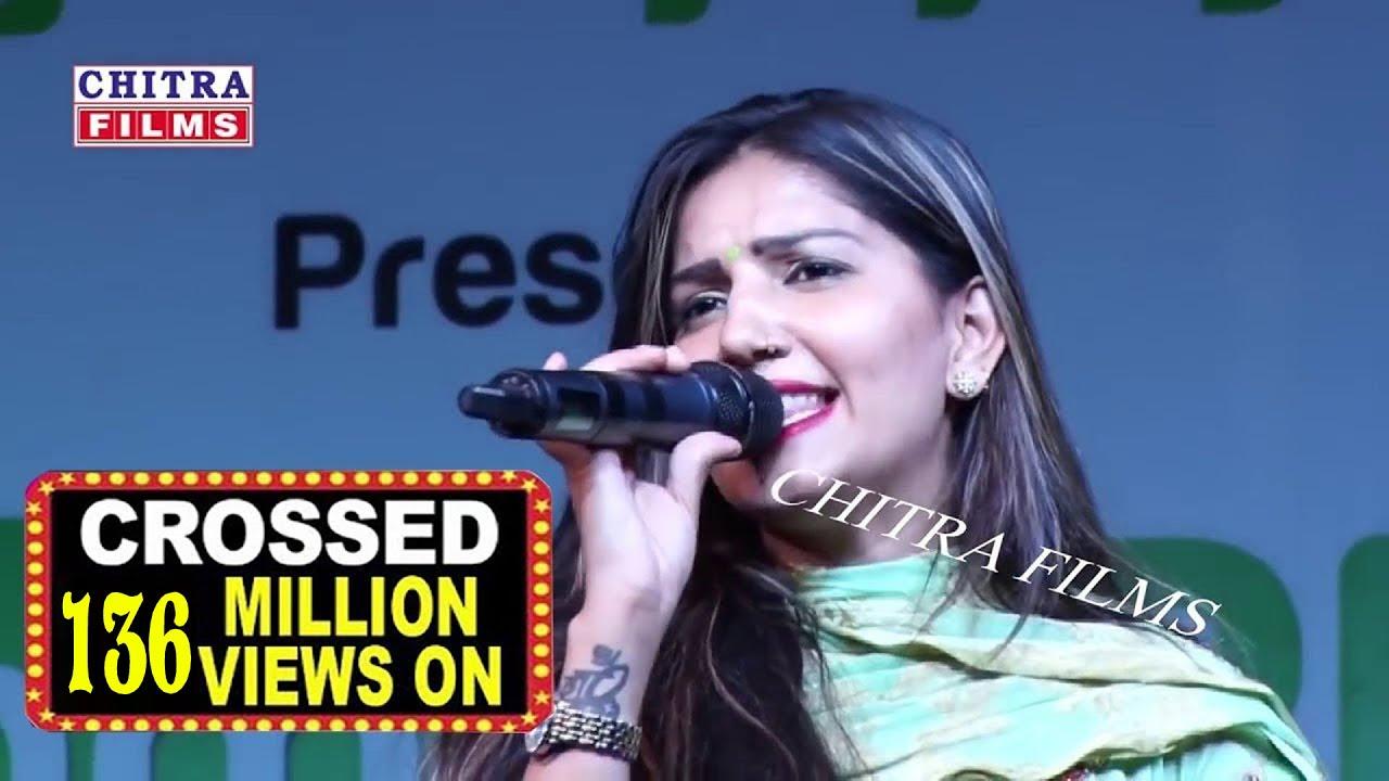 Latest Sapna Choudhary Songs (Gana): Watch and Download Hit Haryavni