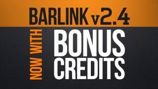 Barlink Bonus Credits Promo Vid
