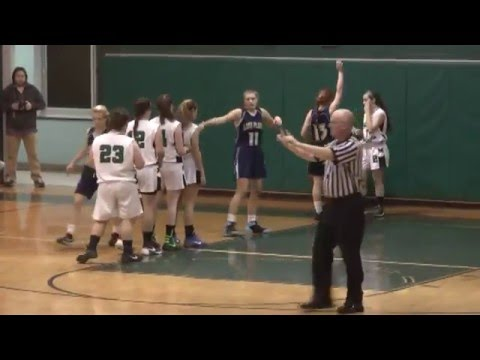 Chazy - Lake Placid Girls  12-15-15