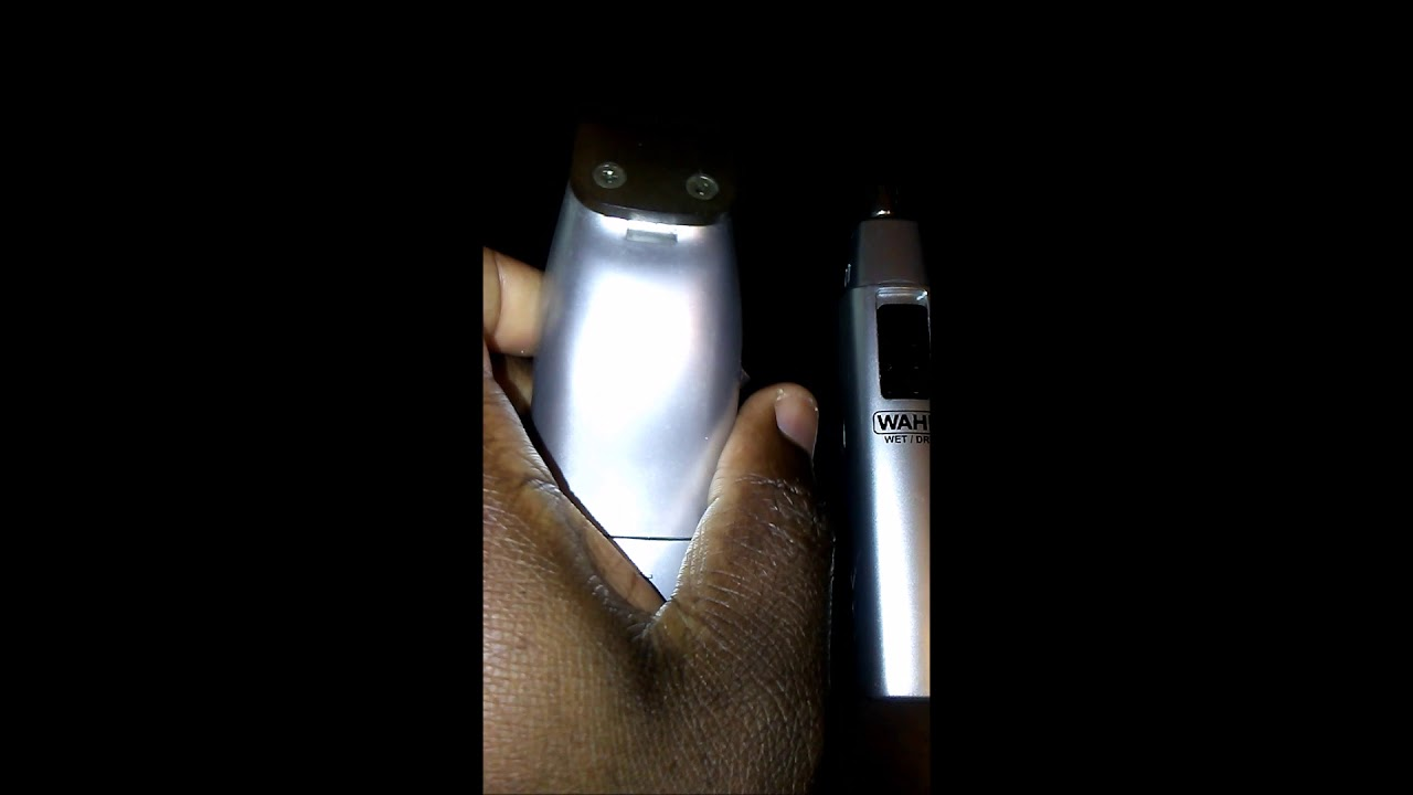 Wahl mustache and beard trimmer update review....