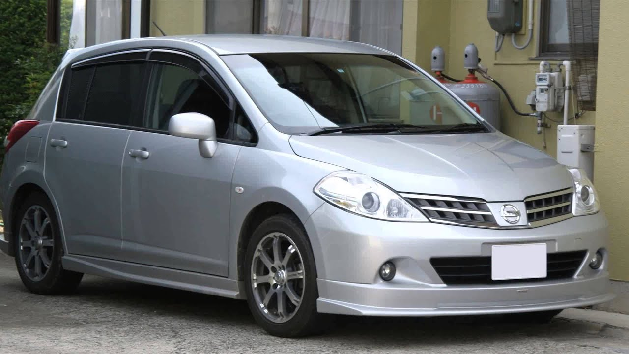 Nissan Versa Parts nissan tiida tuning - YouTube
