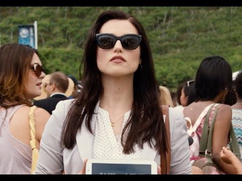 Katie McGrath as Zara  Jurassic World 2015