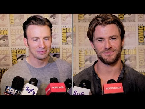 The Avengers Stars Reveal the Biggest Troublemaker on Set