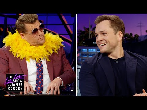 James That Tune w/ Taron Egerton & Adam Scott
