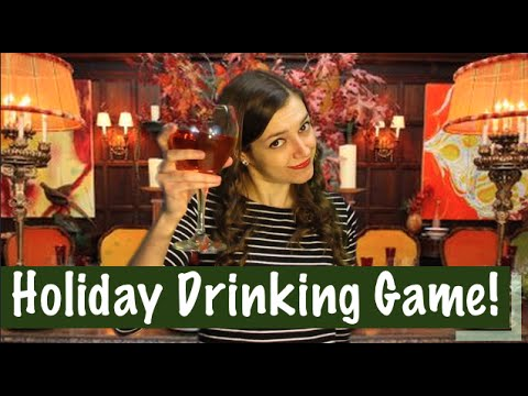 Holiday Drinking Game!