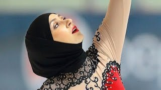 """Ice Princess in a Hijab"" Has Her Eye on the Winter Olympics"