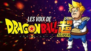 LES VOIX DE DRAGON BALL