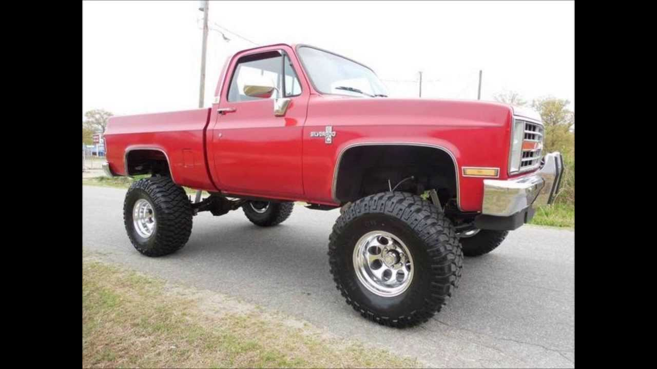 medium resolution of 1987 chevy v10 silverado lifted truck for sale