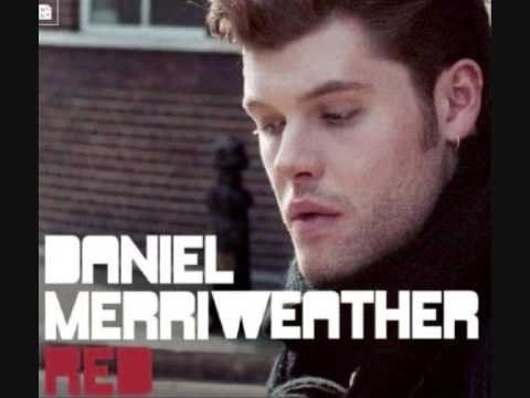 Red -  Daniel Merriweather (Instrumental / Karaoke)  Lyrics on Screen
