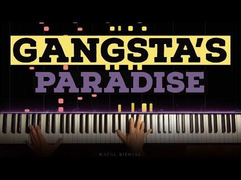 GANGSTA'S PARADISE – EPIC PIANO MUSIC