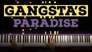 GANGSTA'S PARADISE - EPIC PIANO MUSIC
