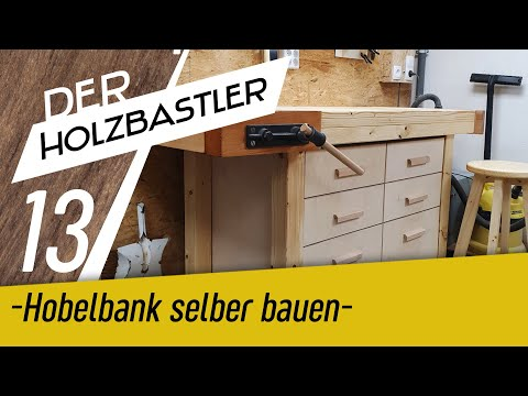 So baue ich meine Schubladen - Die Hobelbank #13