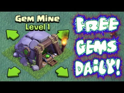 GEM MINE: GET FREE GEMS DAILY IN CLASH OF CLANS! | UNLOCKING THE GEM MINE IN BUILDER BASE!!