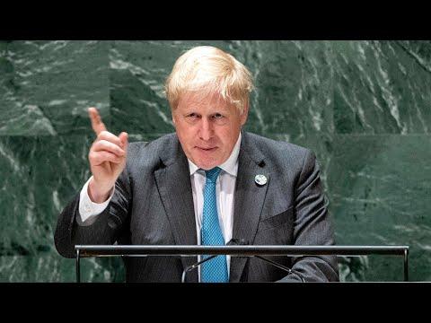 World must grow up, confront climate crisis: Boris Johnson to UN