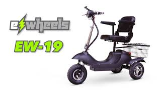 EW19 Electric Mobility Scooter