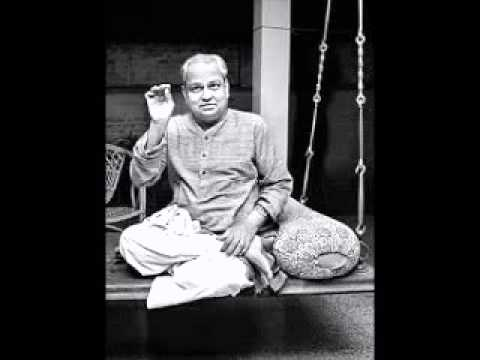 Kumar Gandharva sings Raga Shuddha Sarang