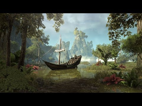 Bethesda показала час геймплея дополнения Murkmire для TES Online, добавляющего Чернотопье