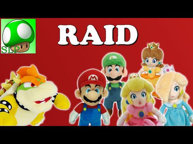 SLP: S1-E2: The Raid!