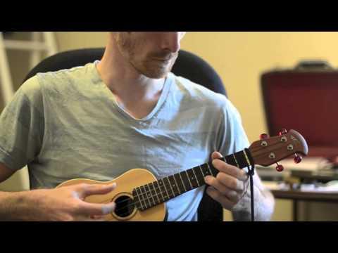 Gustavo Santaolalla - The Last Of Us Main Theme (Ukulele Cover)