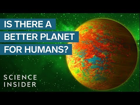 Is There A Better Planet Out There For Us?