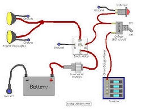 hqdefault?sqp\= oaymwEWCKgBEF5IWvKriqkDCQgBFQAAiEIYAQ\=\=\&rs\=AOn4CLAKDxI0mNny1NY9o1yNSd86B6TvTg auxiliary lighting wiring diagram youtube on yl 388 s relay wiring novita rl45 wiring diagram at mifinder.co