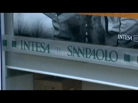 Intesa Sanpaolo, Rosso Da 4,55 Mld Di Euro - Economy