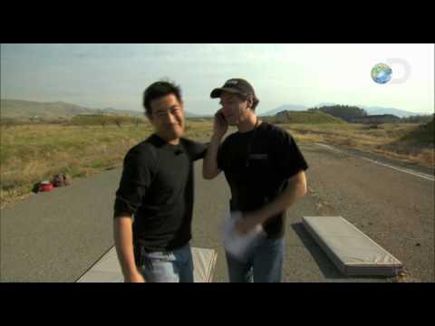 MythBusters - Insurance No-No | Spy Car Escape