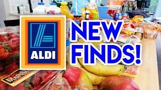 $140 ALDI HAUL + MEAL PLAN! 🧡 WALMART HAUL TOO 🛒 GROCERY HAUL AND MEAL PLAN