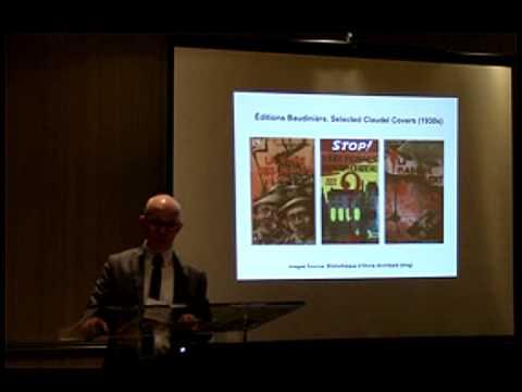 Robin Walz, Crime au marché noir:  Detective Fiction under the Occupation