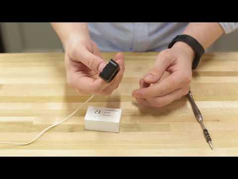 Luminaire Auto Shot Timer Wire Adjustment