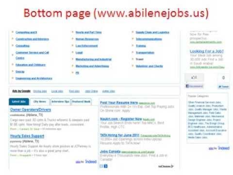Abilene Jobs | Jobs In Abilene | City Of Abilene Jobs