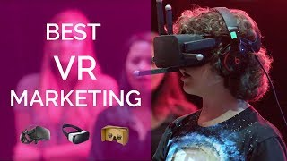 10 Best Uses of VR in Marketing 2018