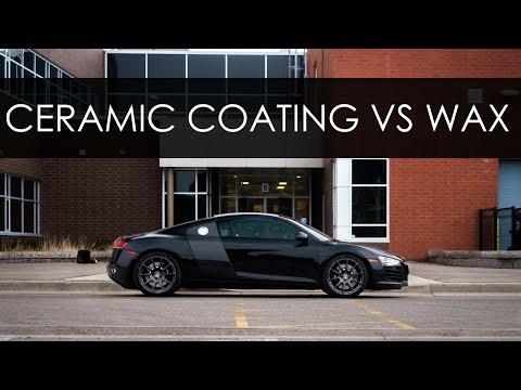 Ceramic Coatings Vs Waxes: Is The CAR WAX Obsolete?