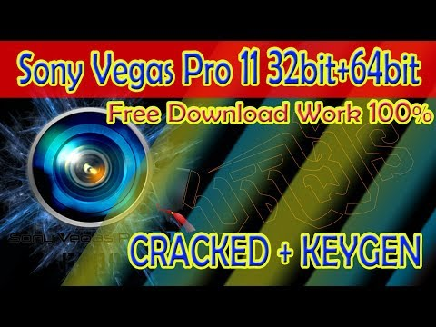 How To Install Sony Vegas Pro 11 For Free 32 Bit And 64 Bit With Keygen And Cracked ( Speak Khmer )