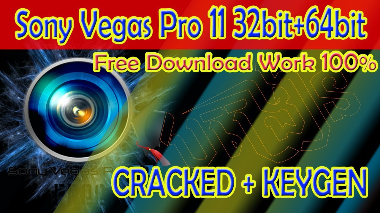 download keygen sony vegas pro 11 32 bit