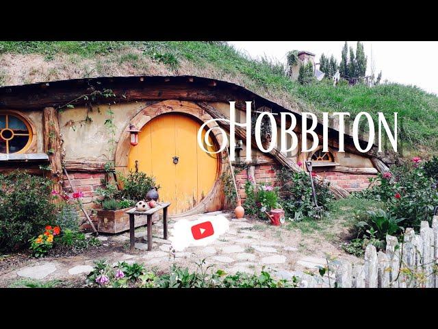 WHV Nouvelle-Zélande 2019 : HOBBITON