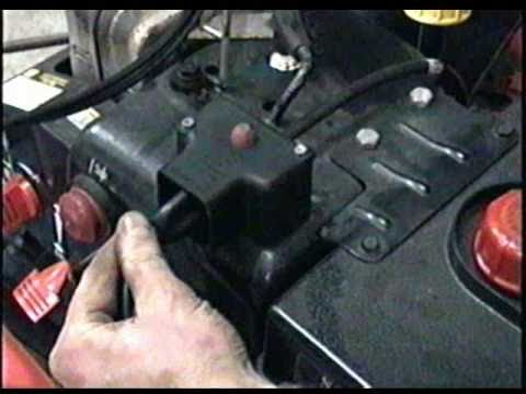 How To Remove Diagnose A Defective Teseh Snower Electric Starter You
