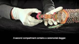 Jeweled gun of Sultan Mahmud I, dated 1732-1733 thumbnail