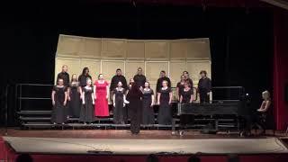 McLoughlin High School Concert Choir Final Concert Spring 2018 thumbnail