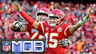 The Chiefs RETURN to the Super Bowl after 50 years to take on the 49ers | NFL Monday QB