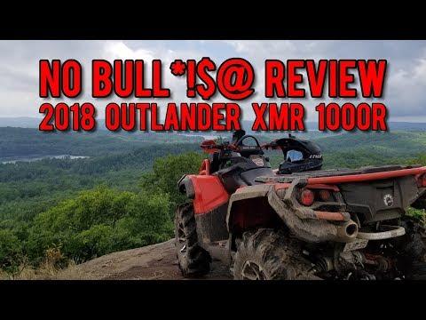 2018 CanAm Outlander XMR 1000R Honest 50hr Review!