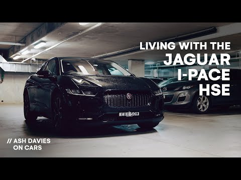Jaguar I-Pace: Better in every way than a petrol car // Ash Davies on Cars