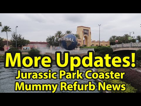 Newest Updates On Universal Studios & Islands Of Adventure | The Latest News On Universal's Projects